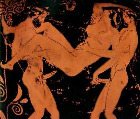 anal sex hai nam một nữ