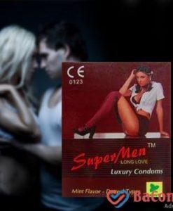 bao cao su supermen