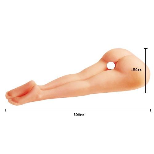 bup be tinh dục cao cap cho nam chân dài