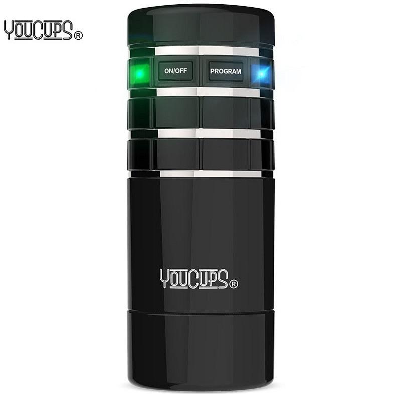 Cốc thủ dâm Youcups kết nối USB, rung nhiều chế độ giải tỏa sinh lý hiệu quả