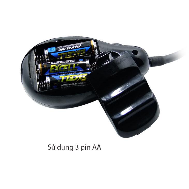 dương vật giả dành cho les 3 pin AAA