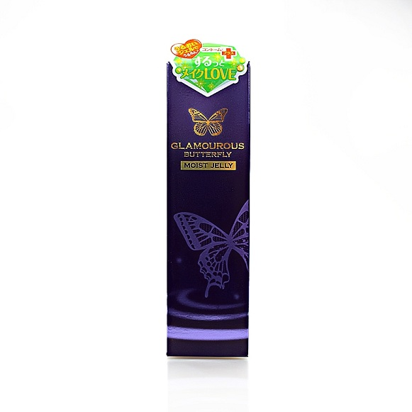 jex glamorous butterfly moist jelly thiết kế quý tộc