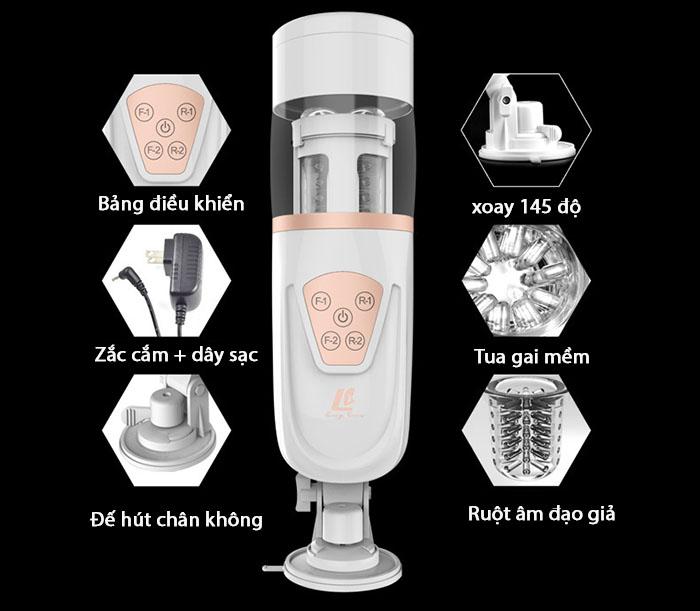 máy bú cu cao cấp các tính năng