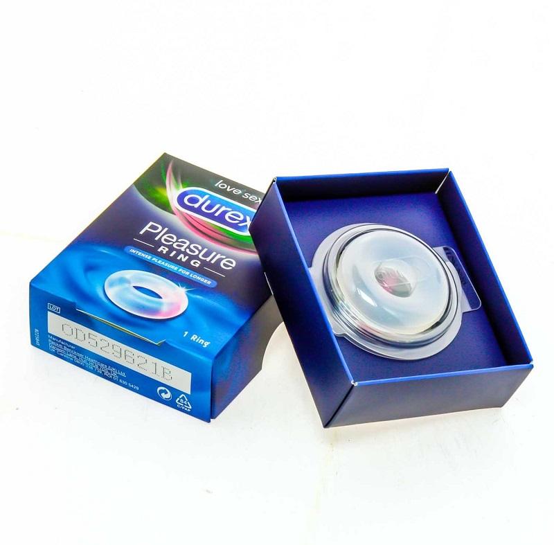 Vòng dương vật Durex hộp đựng sản phẩm siêu hấp dẫn