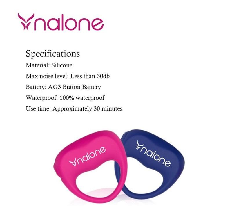 Vòng rung tình yêu Nalone Ping các tính năng nổi trội