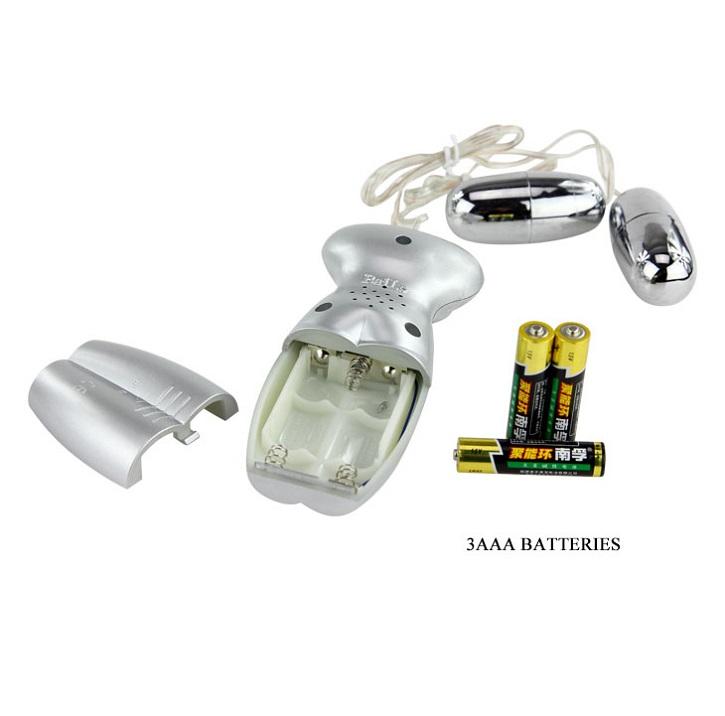 Búp bê tình dục Baile dễ dàng thay pin cho sản phẩm