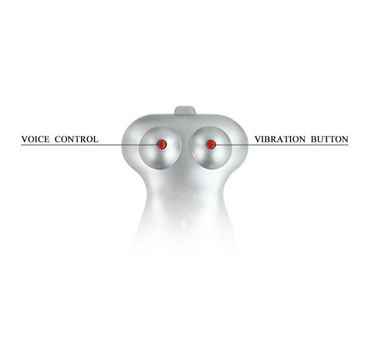 Búp bê tình dục Baile nút điều khiển âm thanh và chế độ rung