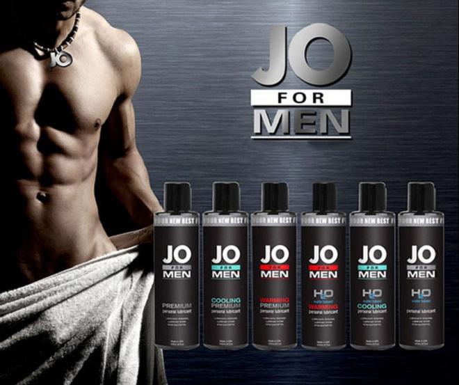 Gel bôi trơn cho nam giới JO For Men Original mang lại khoái cảm vô tận