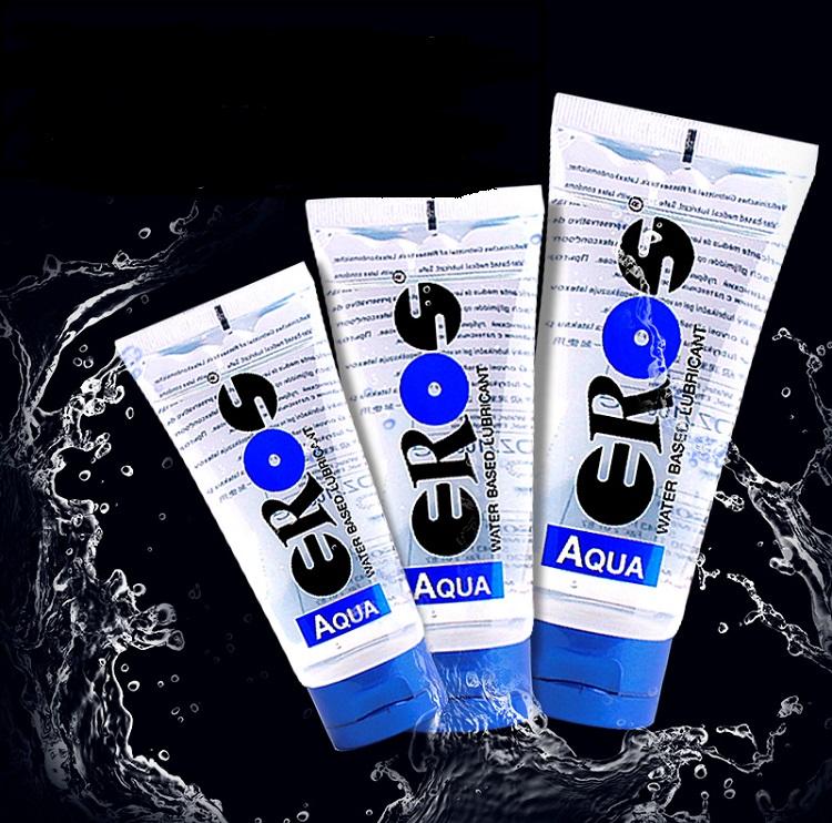 Gel bôi trơn gốc nước Eros Aqua của Đức