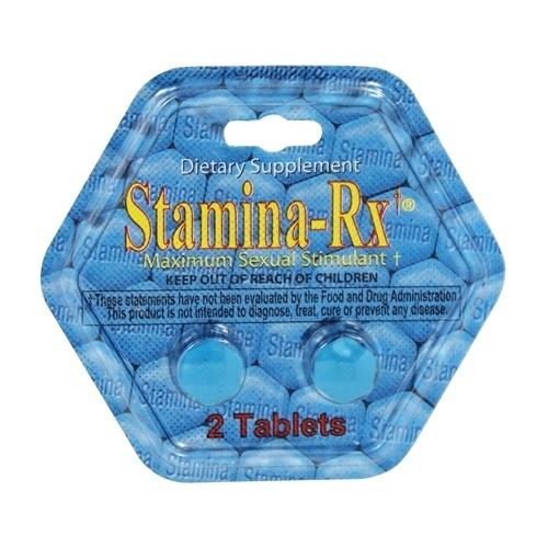 Thuốc cường dương Stamina RX cho nam giới
