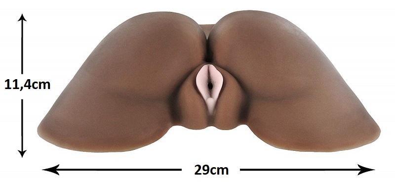 âm đạo giả hình mông châu phi kích thước