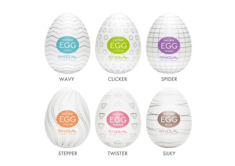 Bộ sưu tập Tenga Egg
