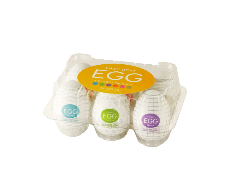 Quả trứng thủ dâm Tenga Egg bỏ túi tiện lợi