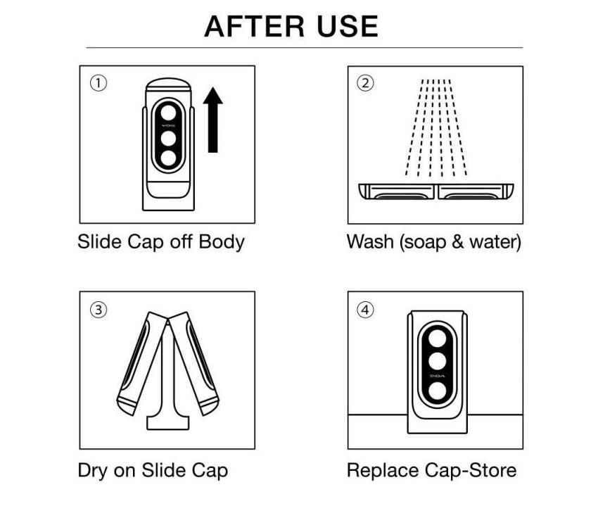 cách vệ sinh tenga flip hole