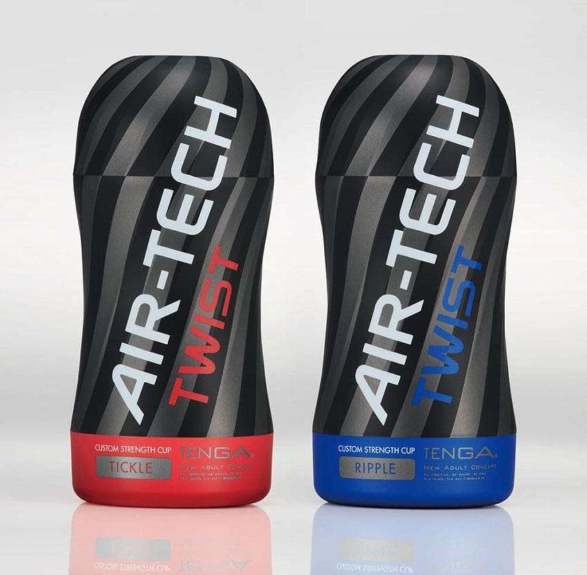 Cốc tự sướng Tenga Airtech Twist chính hãng